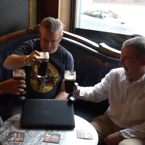 Digital services, Brexit and Guinness