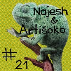 chameleon #21  Najesh & Artišoko - LoveLetter