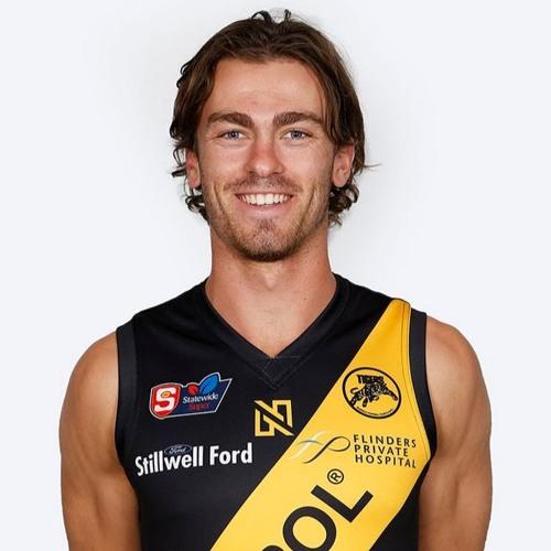 2019 Magarey Medallist - Luke Partington (Glenelg)