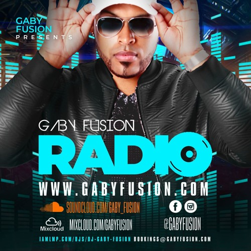 Gaby Fusion Radio - Episode 13