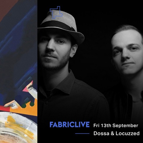 Dossa & Locuzzed FABRICLIVE x 15 years of Viper Recordings Promo Mix