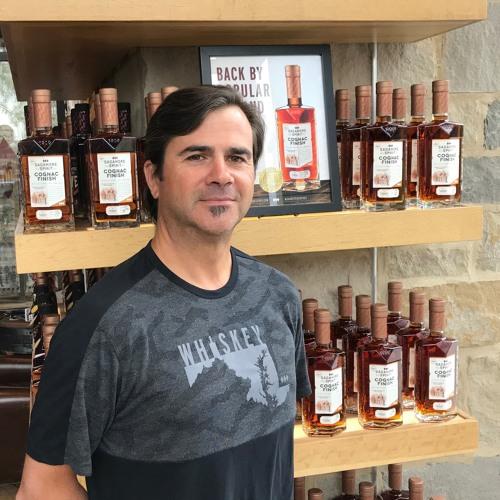 Sagamore Spirit's Brian Traecy : Uncorking Cognac Finish Limited Release