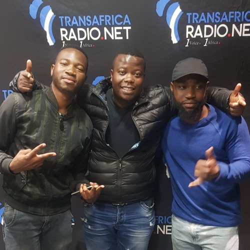 Rabs Vhafuwi,  Chomi Ya Jeso & KAMANDA  - On THE MORNING MAYHEM With THABANG 06:09:2019