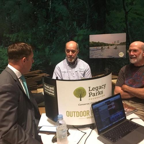 Ron Shrieves & Mac Post - Knoxville Hiking Gurus