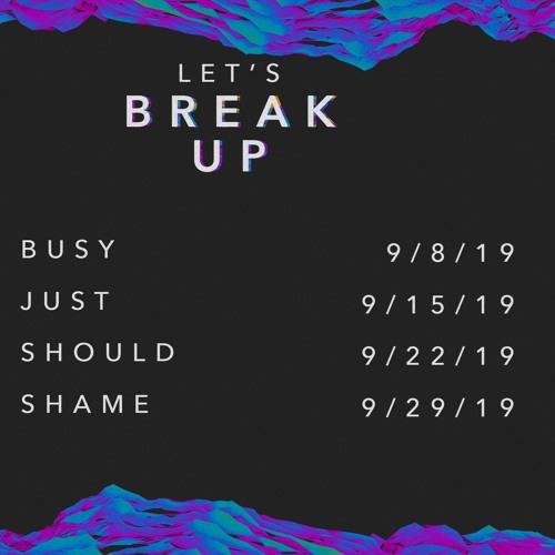 Let's Break Up... with Busy   Luke 10:38-42   Sermon by Pastor Amy