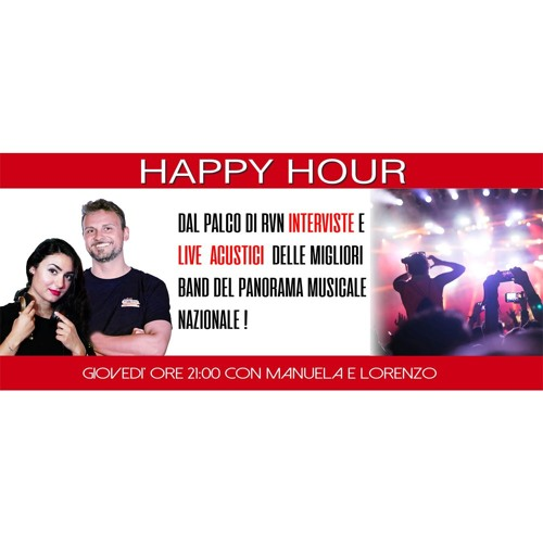 HAPPY HOUR - STAGIONE 2019 - 2020