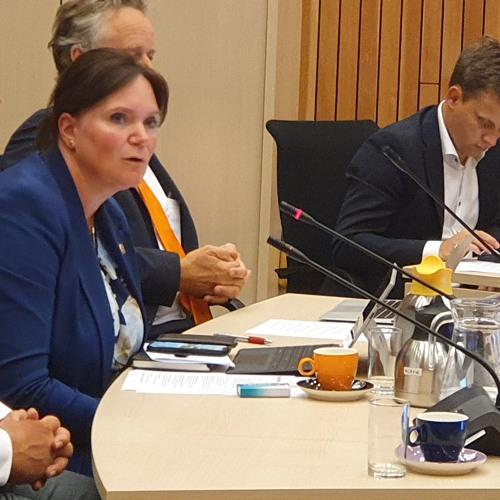 2019 - 09 - 09 Wethouder Angelique Beeekhuizen Over Kinderparticipatie