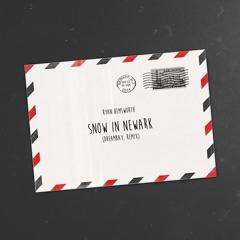 SNOW IN NEWARK (DREAMBAY. REMIX)