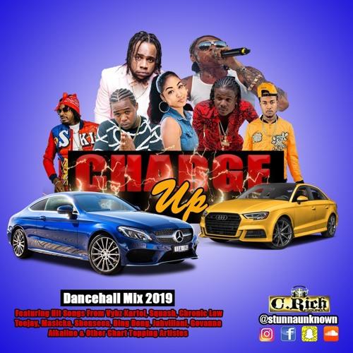 Dj Stunna Presents Charge Up - The Dancehall Mixtape (2019)