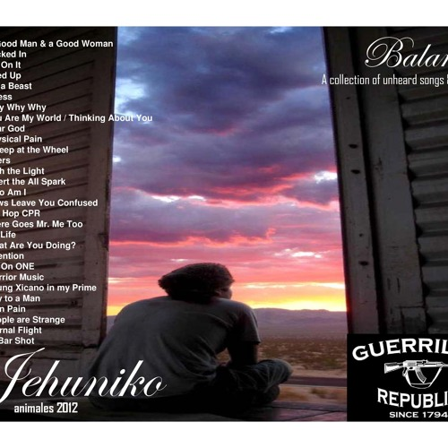 "Jehuniko ""Balance"" 2012"