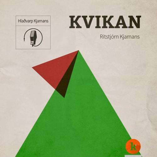 Kvikan – Eldri menn og puntdúkkur, lágvaxin huldakona og pólitíkin í fjárlögum
