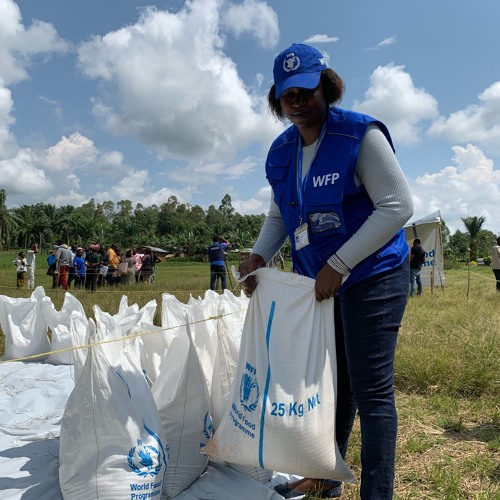 Food, an important tool in combatting Ebola in eastern DRC: WFP