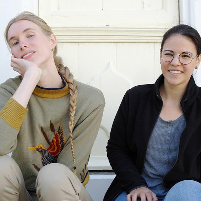 #34 Rosalia Ramirez & Xenia Klein
