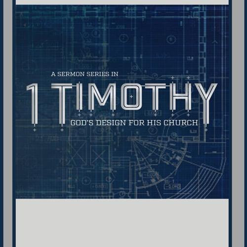 1 Timothy 6.17-19