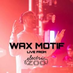 Wax Motif @ Electric Zoo 2019