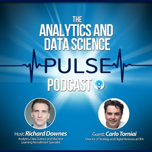 Analytics And Data Science Pulse - #006. Q&A with Carlo Torniai of FIFA