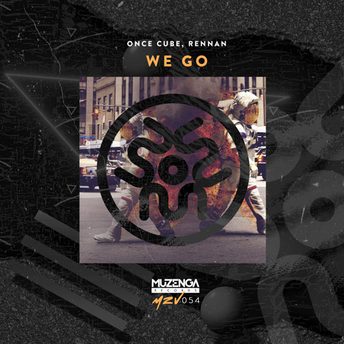 Once Cube, RENNAN - We Go (Original Mix)