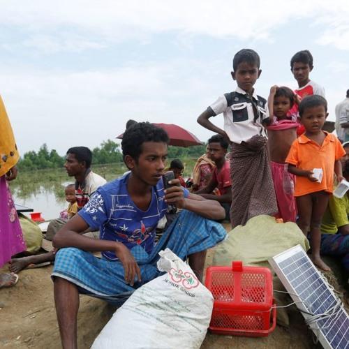 ရုိဟင္ဂ်ာ Cox's Bazar ဒုကၡသည္စခန္း 3G နဲ ့ 4G အင္တာနက္ ျဖတ္ေတာက္ခံရ