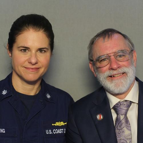 Arthur Allen, US Coast Guard #StoriesOfService