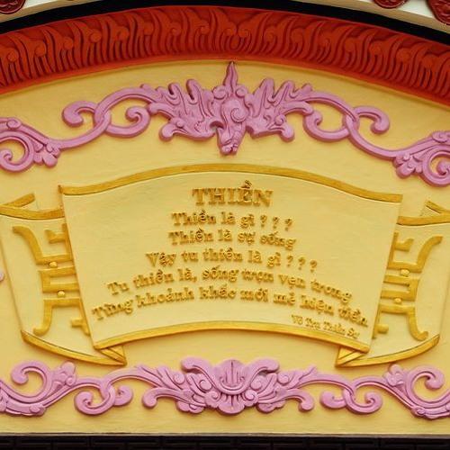 0002. Kinh van TINH TUY BAT NHA BA LA MAT DA Song