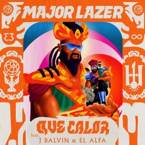 Major Lazer Feat. J Balvin & El Alfa- Que Calor (Dj Nev Rmx Latin House) Copyright