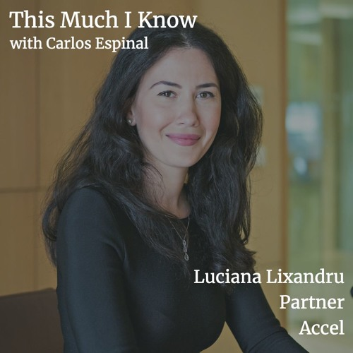 Luciana Lixandru, Partner at Accel, on how to spot global winners among local champions