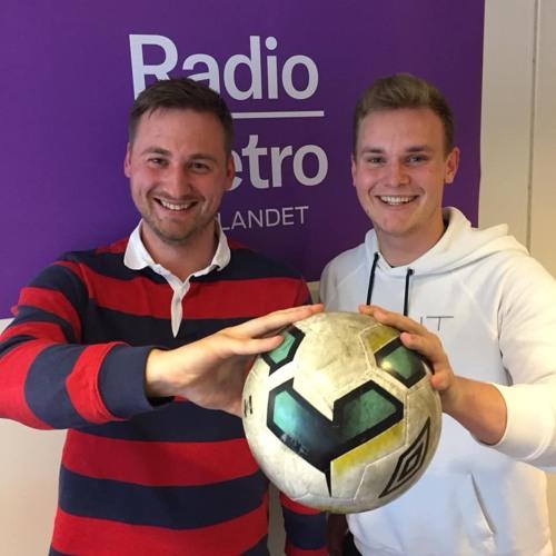 #95 5.divisjon-spesial m/Mads Heldal og Ferdinand Kristoffersen
