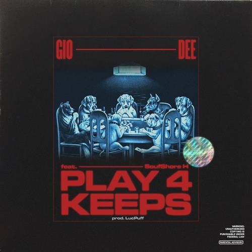 Play 4 Keeps ft. ONE-H (Prod Lucpuff)