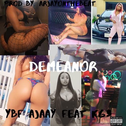 Demeanor (feat KG3)