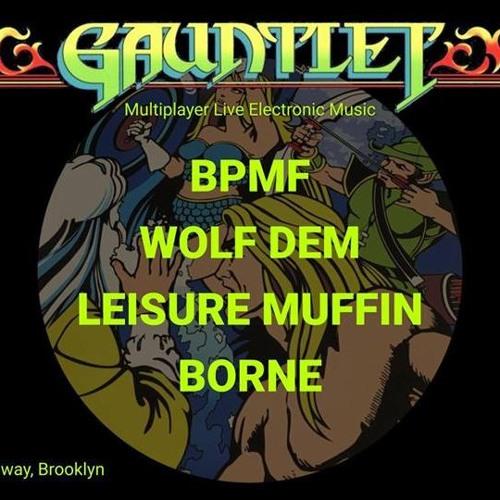 Bpmf - Live at Gauntlet (excerpt)
