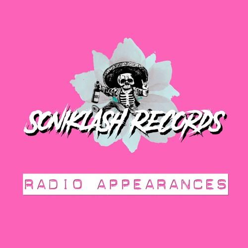 Soniklash Radio Appearances