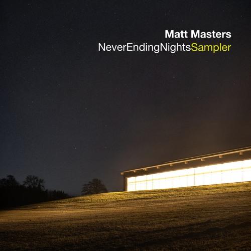 **Premiere** Matt Masters - Gonna Make [Freerange Records]