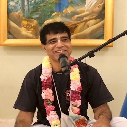 Śrīmad Bhāgavatam class on Thu 4th September 2019 by His Grace Prabhav Prabhu 4.24.53