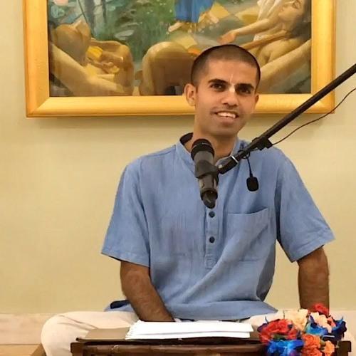 Śrīmad Bhāgavatam class on Sun 8th September 2019 by Nanda Mandir Dāsa 4.24.55