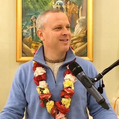Śrīmad Bhāgavatam class on Tue 10th September 2019 by Kesava Dāsa 4.24.57