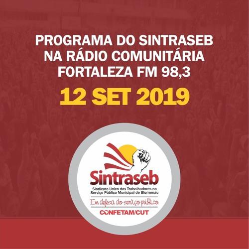 Programa Do Sintraseb 12 09 2019