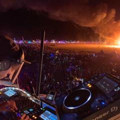 Daniel Jaeger @ Burning Man 2019 [US] (The Cloud)
