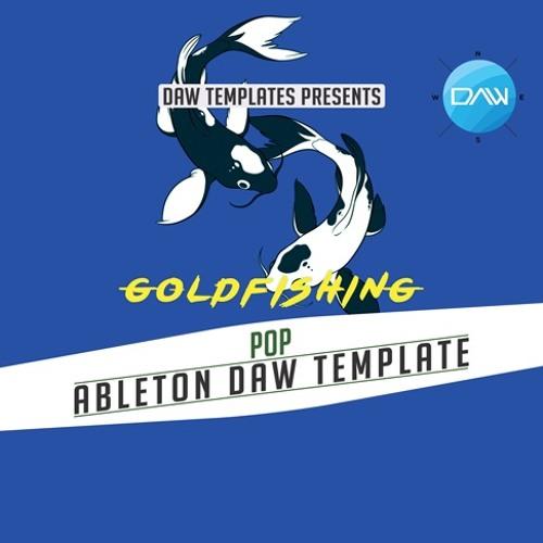 Goldfishing Ableton DAW Template