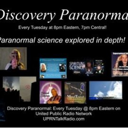 Discovery Paranormal w/ Michael Angley Sept 10 2019