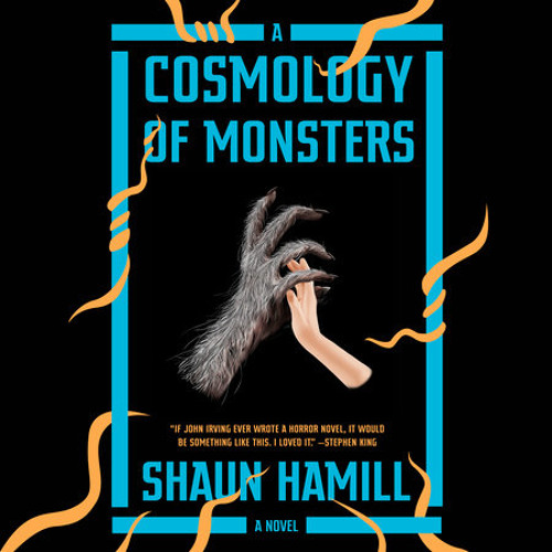 A Cosmology of Monsters by Shaun Hamill, read by Sean Patrick Hopkins