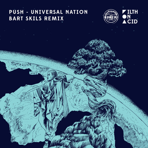 Push - Universal Nation [Bart Skils Remix]