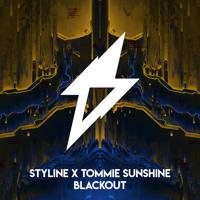 Styline X Tommie Sunshine - BLACKOUT Artwork