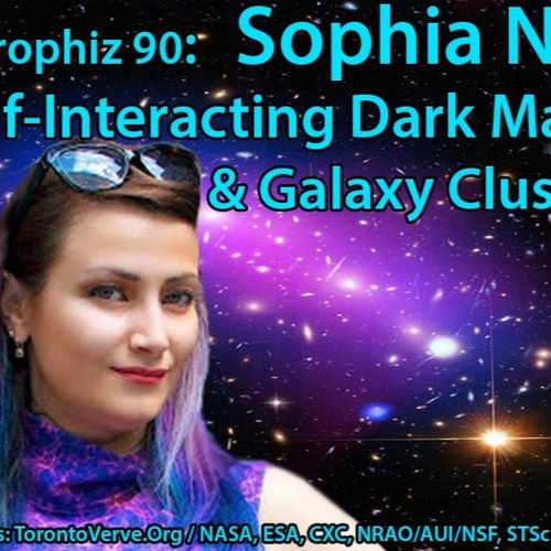 Astrophiz 90: Sophia Nasr - Self-Interacting Dark Matter