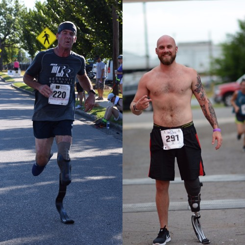 127: No Feet: No Excuses: Talking WithGreg McMullin  and Matt Smith