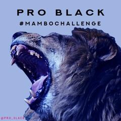 #MamboChallenge