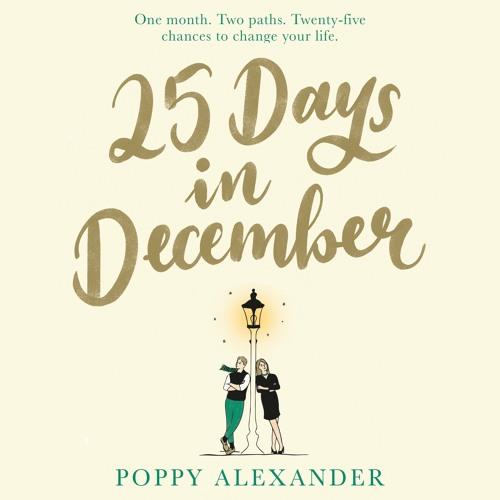 Kate - 25 Days In December by Poppy Alexander