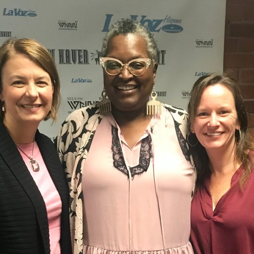 Lovebabz Lovetalk With Babz Rawls Ivy | Beth Pellegrino And Jennifer Heath, United Way Gtr New Haven