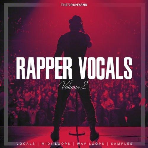 TheDrumBank Rapper Vocals Volume 2 WAV MiDi-DISCOVER