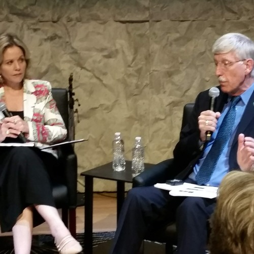 Renee Fleming, Francis Collins, Charles Limb On Why the NIH is Studying the Brains of Artists