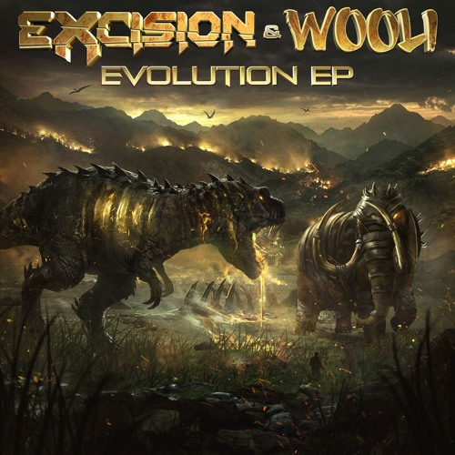 Excision & Wooli - Evolution EP